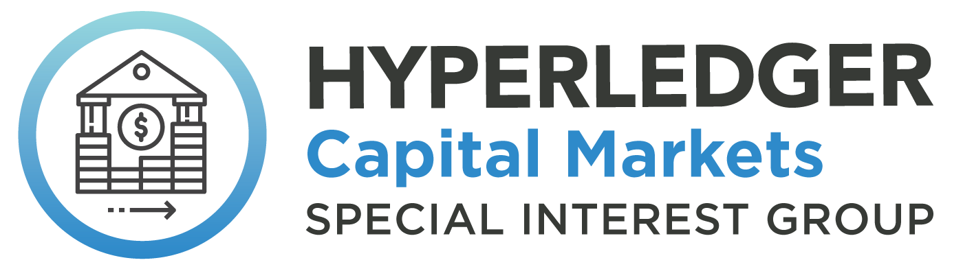 Hyperledger Welcomes Capital Markets Special Interest Group